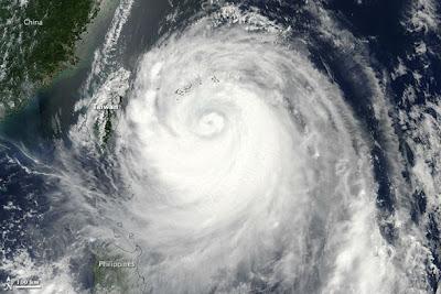 Tifón Soulik, 13 de julio 2013