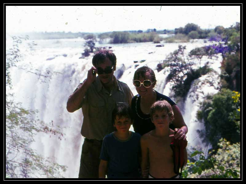 Joan S. Hust: Victoria Falls One of the 7th Natural Wonders of the ...