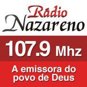 ouvir a Rádio Nazareno FM 107,9 ao vivo e online Cuiabá