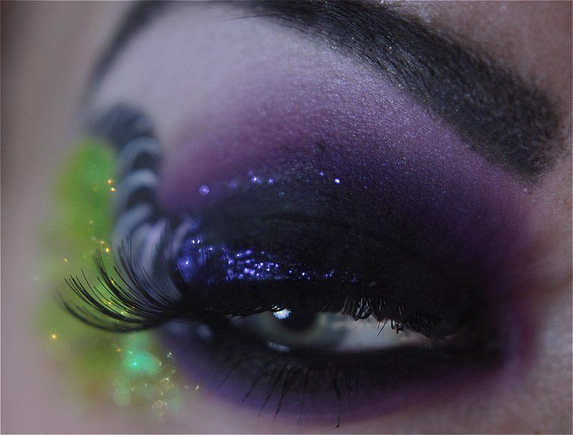 Makeup your Jangsara: Tutorial: Maleficent