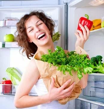 alimentarse saludablemente en el verano