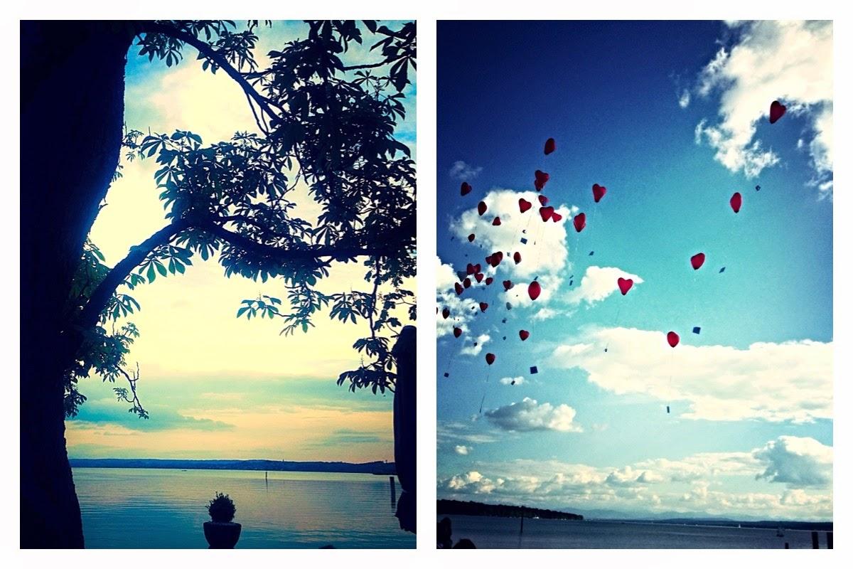 Wedding Ideas Ballons scenery