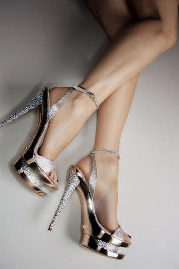Stylish Heel For Girls 2012
