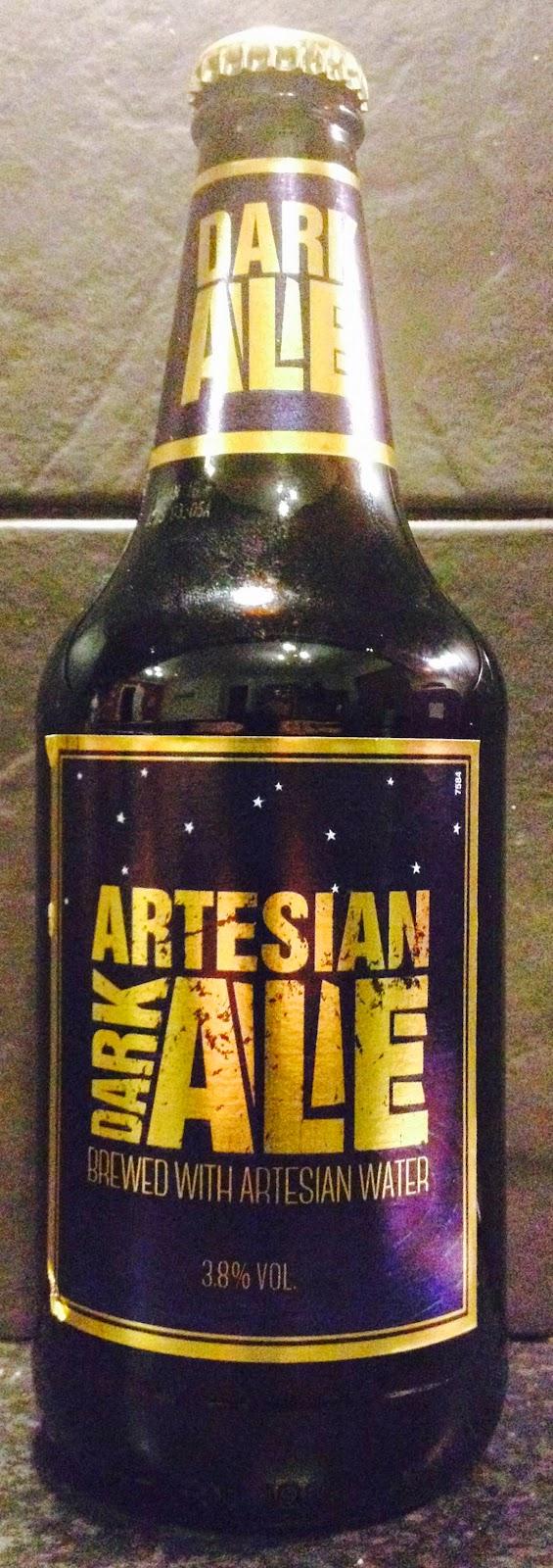 Artesian Dark Ale (Shepherd Neame)