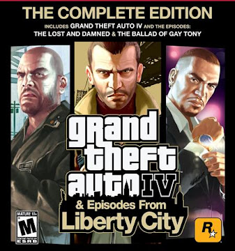 Grand Theft Auto IV (GTA 4) Complete Edition PC Full Español
