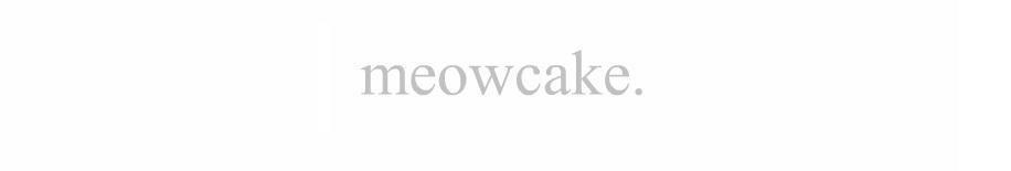 Meowcake
