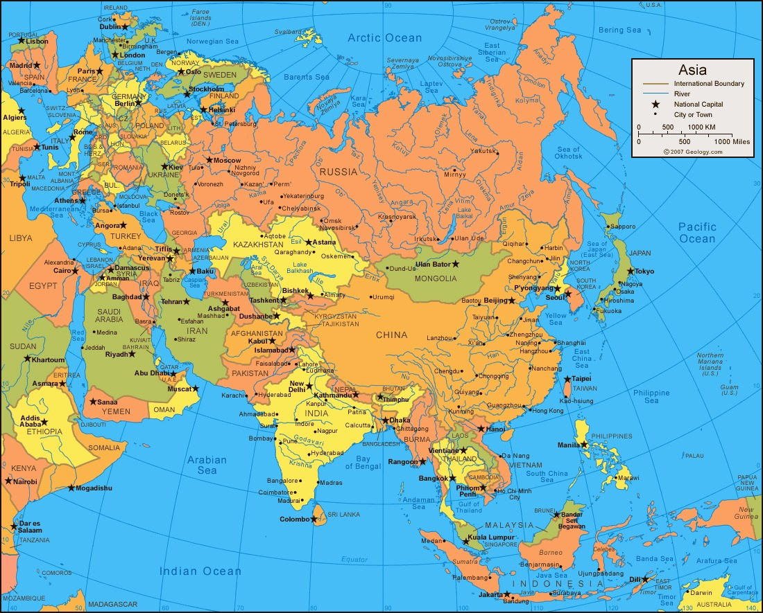 Geography and history blog easter homework asia political and and here you have other maps to help you dont forget to translate gumiabroncs Image collections