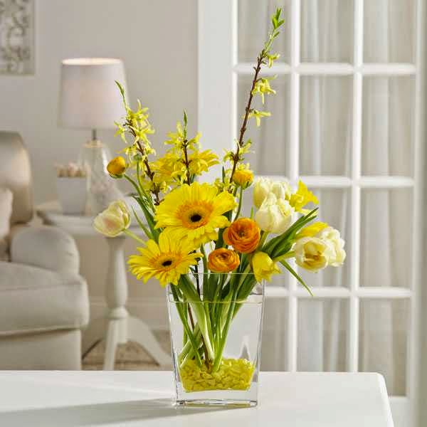 Home decor flower arrangements for Autumn flower decoration