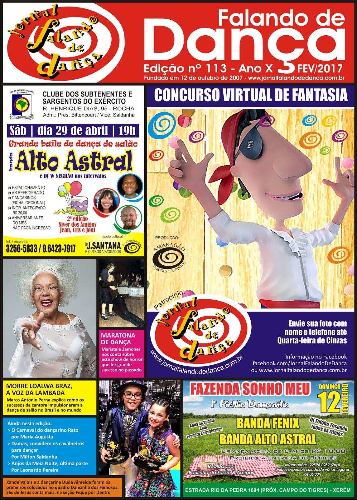 Leia on line a ed 113 (Fevereiro/2017)