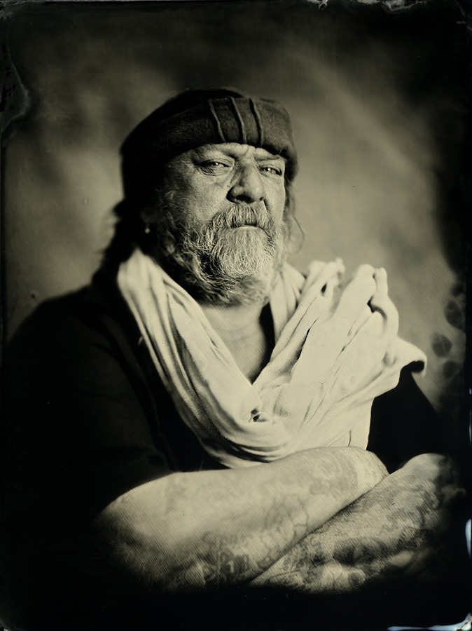 ... Collodion Ambrotype wet plate Photography:
