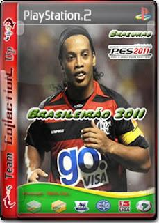 Download - PES 2011: Brazukas Brasileirão 2011 V2 | PS2