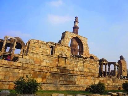 Menara Qutub Minar