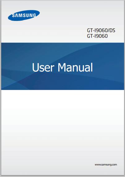 Samsung Galaxy Grand Neo Manual