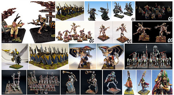 Expert Warhammer Fantasy Painting Gallery