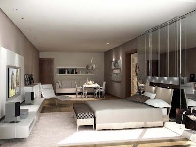 decoración dormitorio moderno tendencias 2013