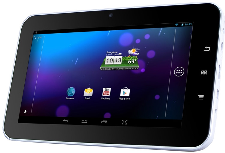 ANDROID TABLETS IN INDIA