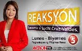 Reaksyon May 25, 2013