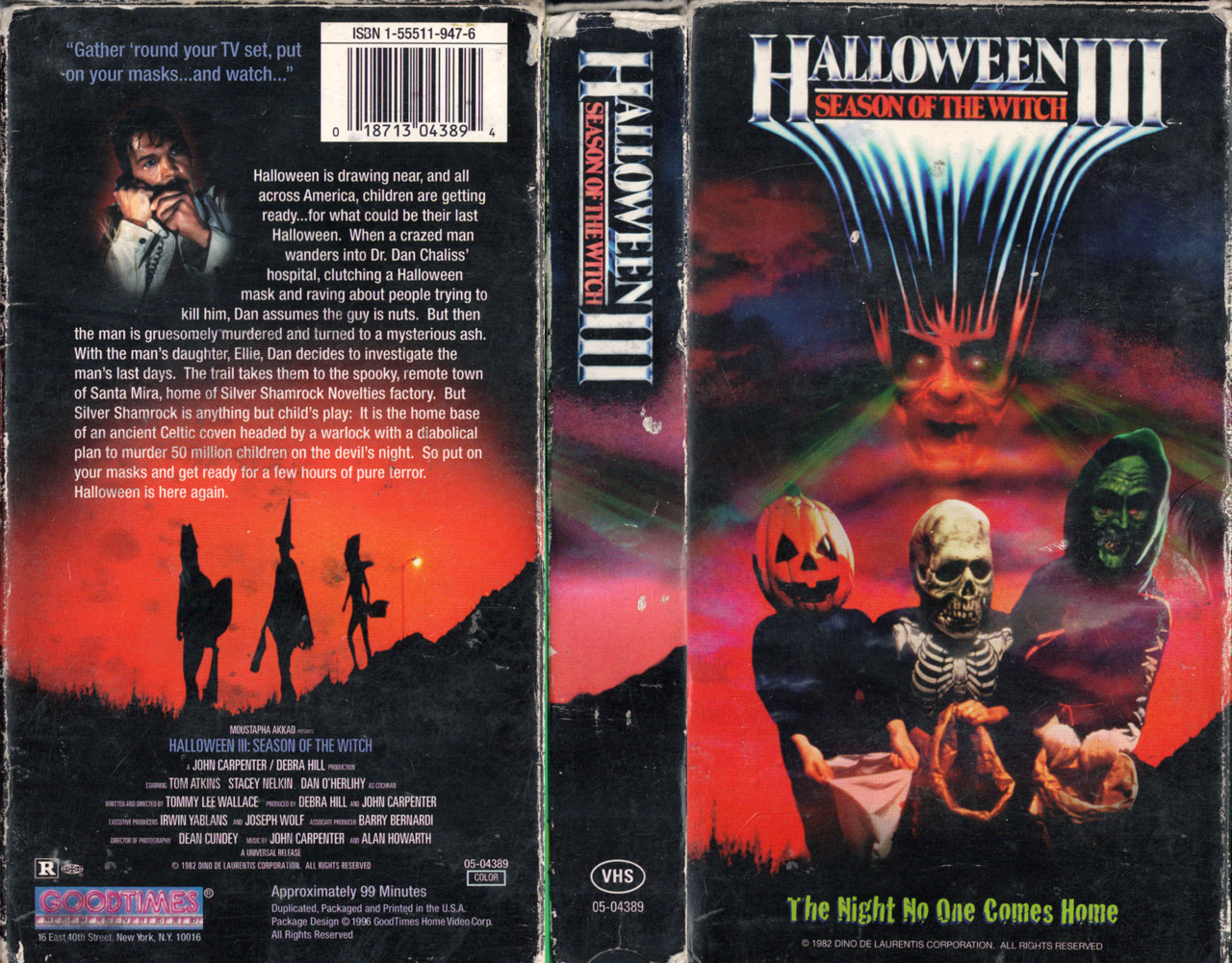 Cult Trailers: Halloween III: Season of the Witch (1982)