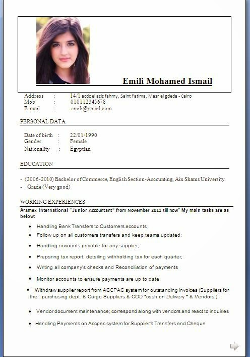 Awesome Beautiful Resume Format In Usa Images   Simple Resume Office .