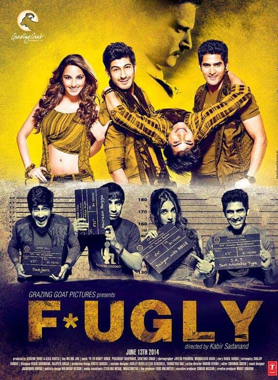 Fugly First Look Poster - Jimmy Sheirgill, Vijendra Singh