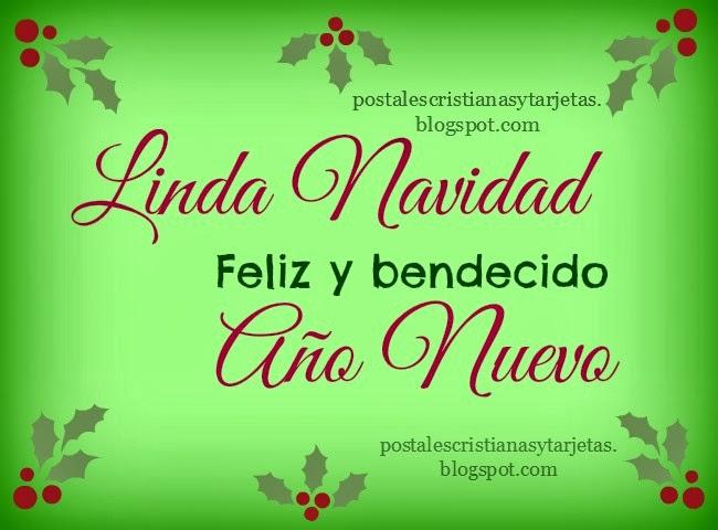 Imagen de Navidad y Feliz Año Nuevo. Postales cristianas de Navidad, 2013, feliz año 2014. Mensaje cristiano para amigos y familia, negocios, en navidad, saludos facebook.