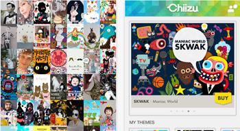 Diseña tus fotos de manera artística con Chiizu