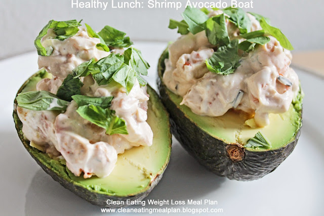 meal plan to lose weight lunch