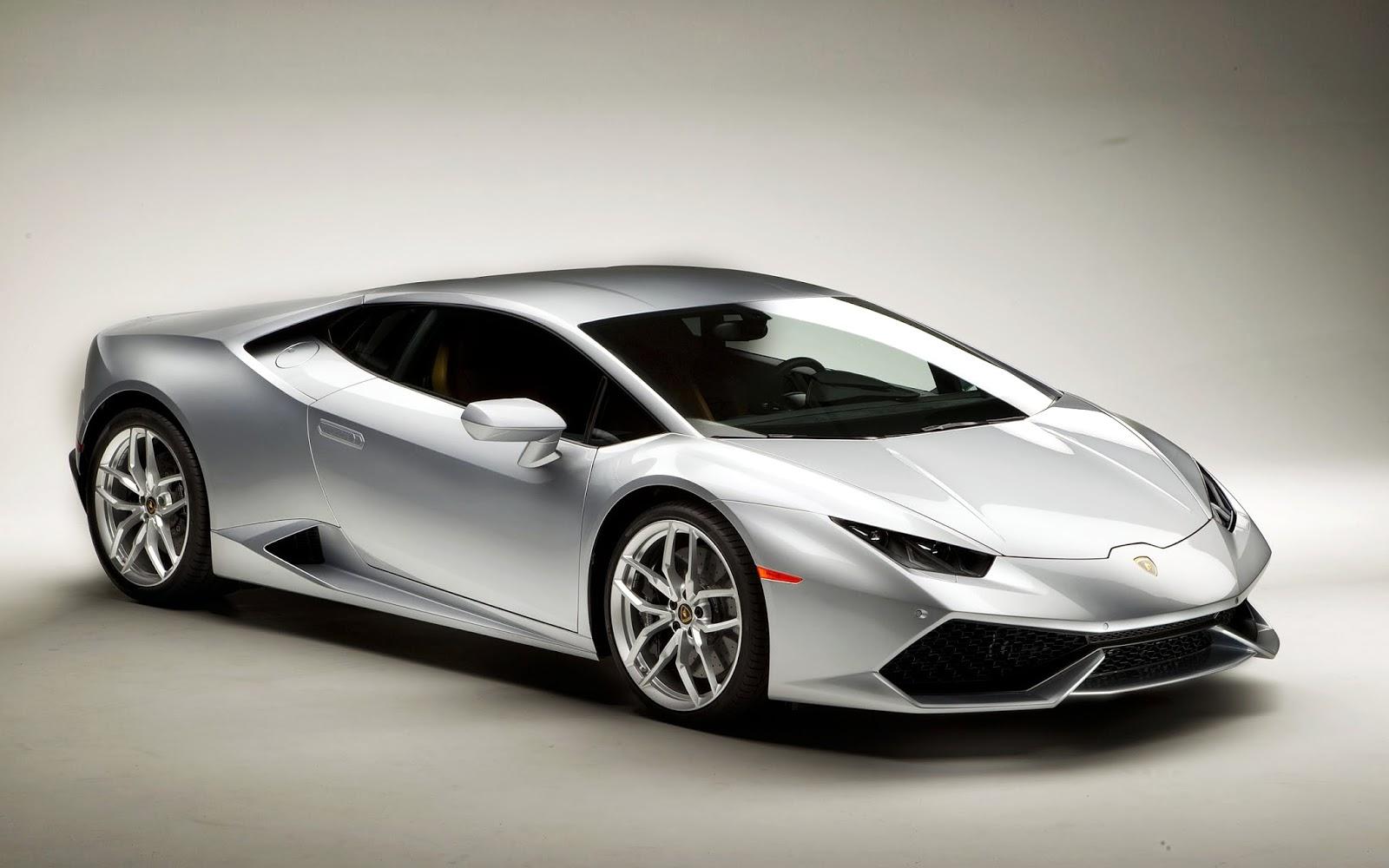 Lamborghini Huracan Wallpaper HD