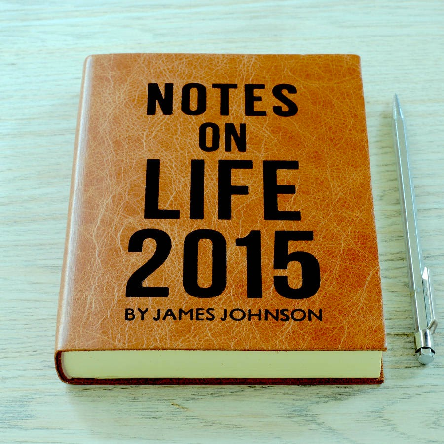 Ma Bicyclette - Buy Handmade - Calendars & Diaries - Notes On Life