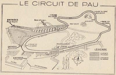 circuit auto de Pau