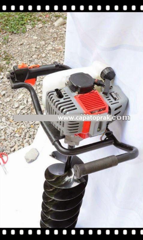 Toprak delme makinası