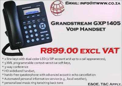 Grandstream VOIP Handset