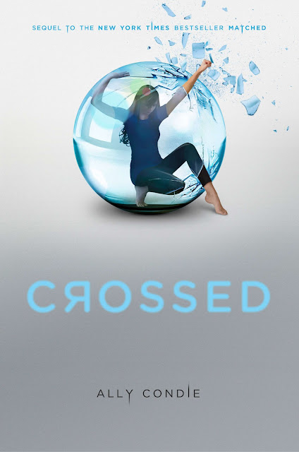 Crossed Ally Condie Matched Series