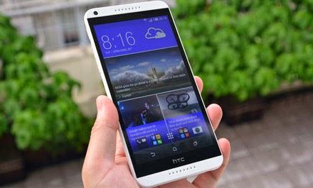 HTC Desire 620G, Spesifikasi HP Prosesor Octa Core Jaringan 4G Harga 1,9 Juta