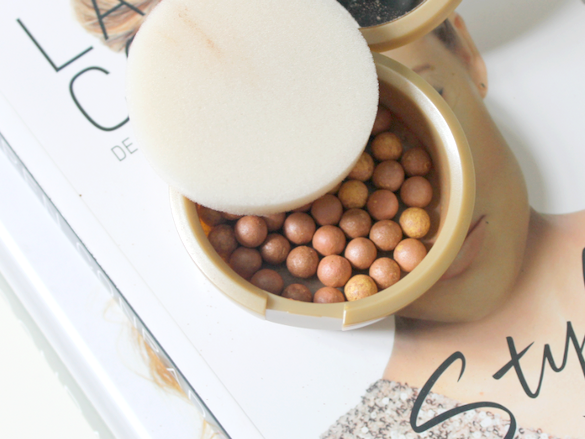 Oriflame Giordani Gold Bronzing Pearls - Natural Bronze.