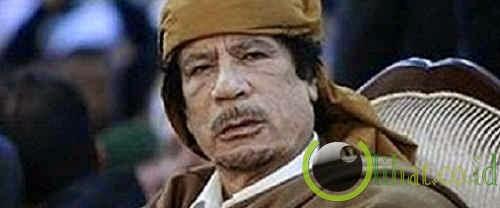 Muammar Qaddafi diduga tiduri ratusan gadis remaja