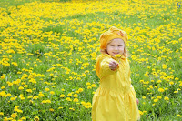 Kids Images With Yellow Dress - Baby Pictures