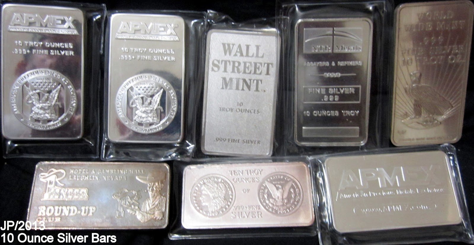 Silver Bars Gold Coins