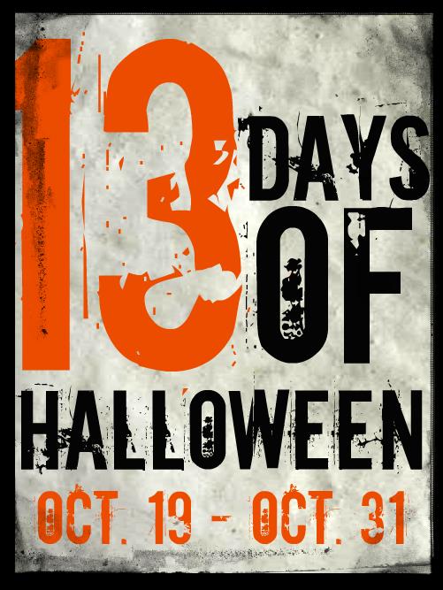 Ramblings of a Coffee Addicted Writer: 13 Days of Halloween ...