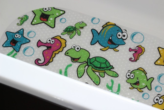 Bath grippy mat