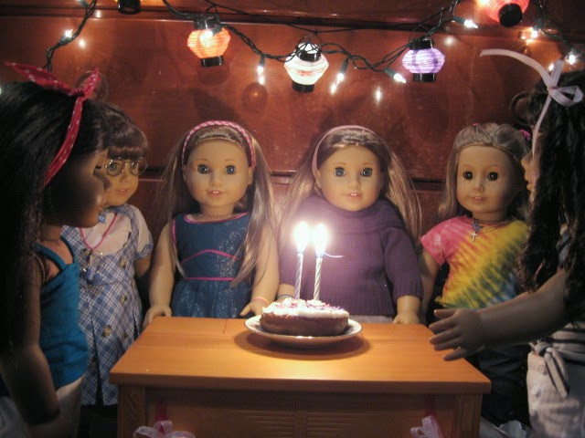 Our Birthday Party, 2012