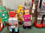 Roboter Familie