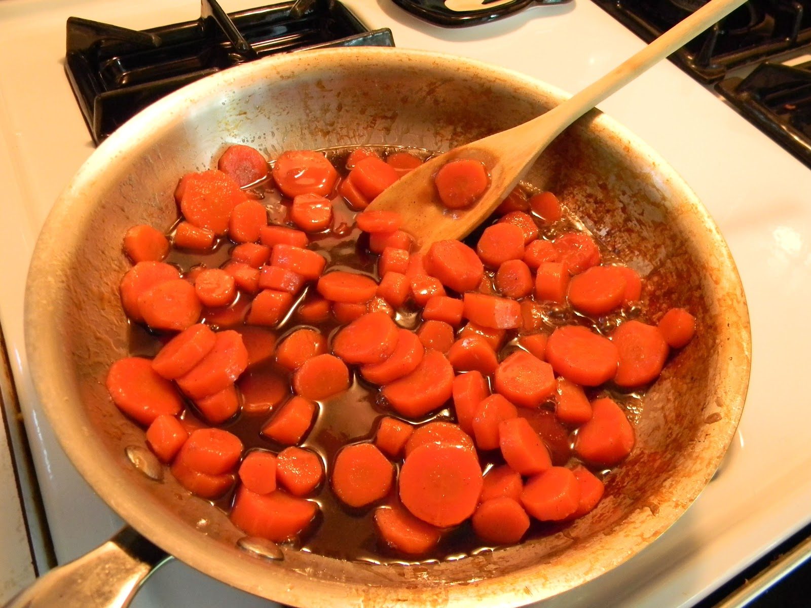how to cook carrots with brown sugar
