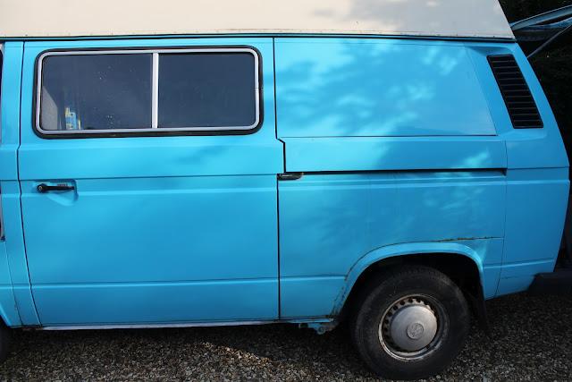 Clean VW Camper