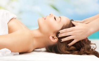 Resultado de imagem para massagem capilar