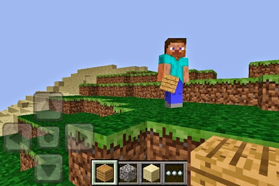 Game minecraft v.0.10.5 Terbaru