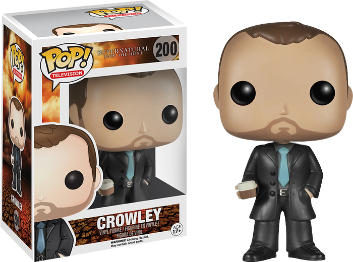 Funko Pop! Crowley Supernatural
