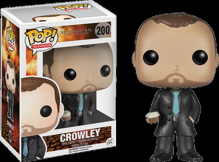 Funko Pop! Crowley Supernatural