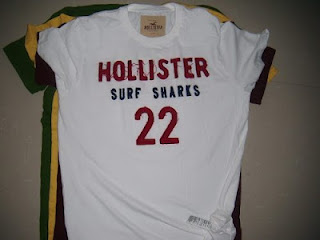 Camisa Hollister - Importar Roupas de Grife