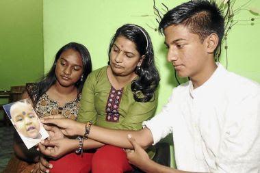 Seorang ibu, M. Indira Gandhi, 40, memenangi kes untuk membatalkan pengislaman tiga anaknya